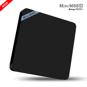 New Mini M8s II 2g/8g Amlogic S905X TV Box pictures & photos
