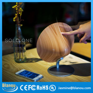 High Quality Beautiful Design Wooden NFC Stereo Bluetooth Wireless Speakers (Solo One)
