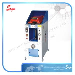 Manual Cover-Type Sole Attaching Machine pictures & photos