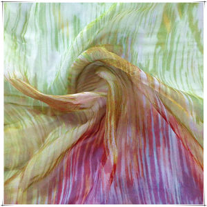 Silk Chiffon for Printing Fabrics pictures & photos