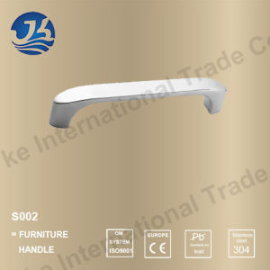 Stainless Steel Kitchen Furniture Door Knob and Kitchen Cabinet Handles (S002) pictures & photos
