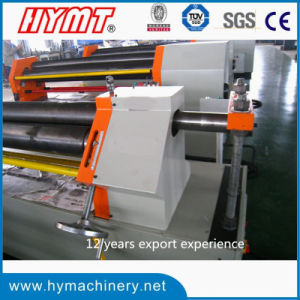 W11F-4X2000 high speed 3 Roller Asymmetrical Bending Rolling Machine pictures & photos