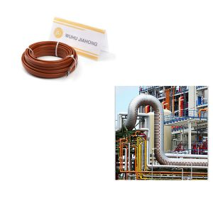 Industry-Use Tanks Tubes Valves Drainage Freeze Protection Heat Cables pictures & photos