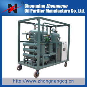 Efficient Vacuum Insulation/Transformer Oil Renewal Purifier pictures & photos