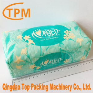 Napkin Tissue Packaging Tissue Paper Packing Machine pictures & photos