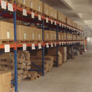 Steel Rack Heavy Duty Box Beam Warehouse Storage Rack pictures & photos