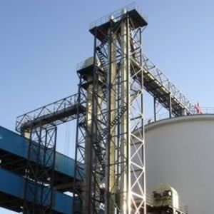 China Chain Flexible Cement Bucket Elevator pictures & photos