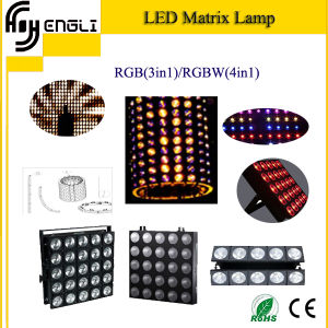 10W LED Matrix Wash Light (HL-022)