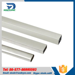 China Stainless Steel Polished Square Welding Pipe pictures & photos