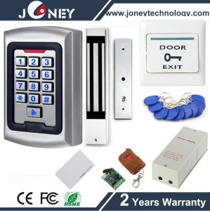 125kHz/13.56MHz Metal Waterproof Keypad RFID Door Access Control System for Home/Office/Apartment pictures & photos