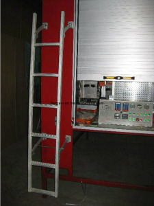 High Quality Fire Truck Aluminum Ladder pictures & photos