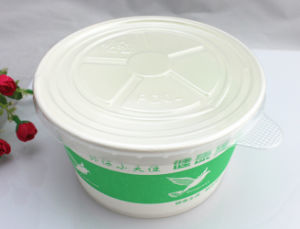 Disposable Take Away Noodle Paper Bowl for Cup Noodles pictures & photos