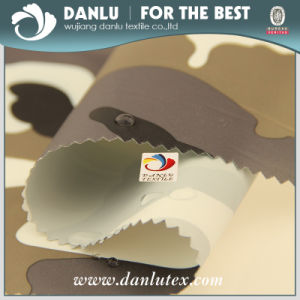 PVC 40d Coated Oxford Military Camouflage Printed Fabric/Ripstop Nylon Fabric pictures & photos
