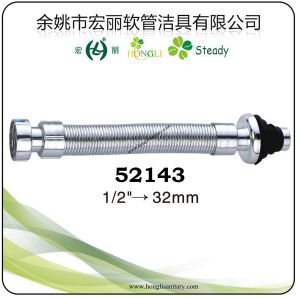 Flexible Extension Hose for Bath Drain, Sink Waste and Basin Waste pictures & photos
