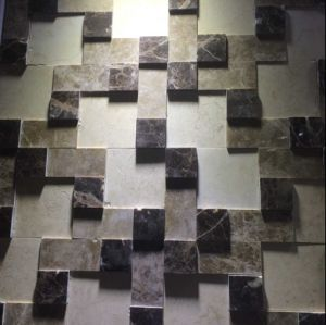 Building Material Rustic Mosaic Tile with Nice Design (FYSSC360) pictures & photos