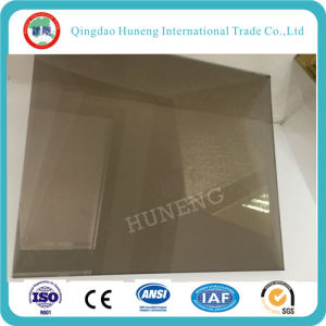 4-8mm Euro Bronze Tinted Glass/Colored Float Glass pictures & photos