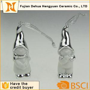New Design Showpiece Ceramic Figurine Pendant pictures & photos