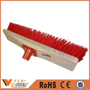 New Garden Broom Sweeping Brush Hard Broom pictures & photos