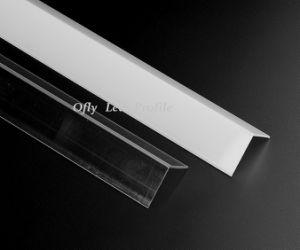 Suspended/Corner 29.7*29.7mm LED Aluminium Profile pictures & photos