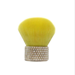 Cosmetic Colored Kabuki Makeup Face Brush Hot Sell pictures & photos