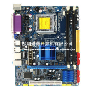 Yanwei Computer Motherboard G31-LGA775 pictures & photos
