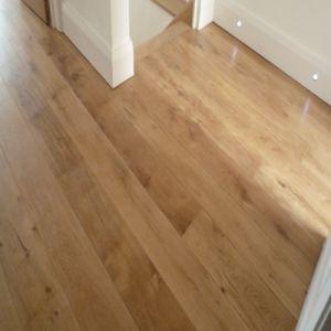 Waterproof Engineered Oak Hardwood Flooring/Wood Flooring pictures & photos