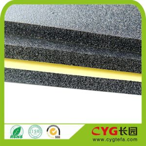 Backed Adhesive and Aluminum Foil Heat Insulation Foam for Building Insulation pictures & photos