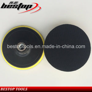 4′′/100mm Plastic Backer Pad for Angle Grinder pictures & photos