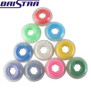 Long-Lasting Colorful Orthodontic Super Elastic Power Chain pictures & photos