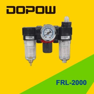 Dopow AC/Bc 2000 3-in-1 Filter Regulator Lubricator (Combo FRL) pictures & photos