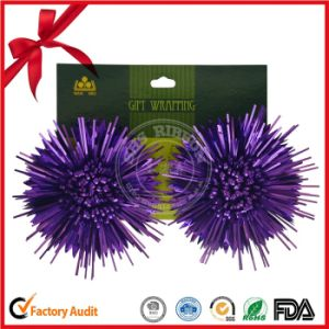 Colorful Organza Decorations Fancy Bow for Gift pictures & photos