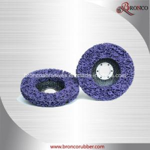 China Manufacturer Shaft Abrasive Polishing Clean & Strip Disc pictures & photos