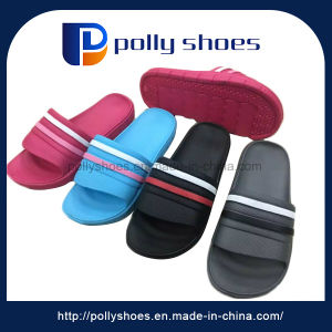 Wholesale Good Quality Newest EVA Men Slippers pictures & photos