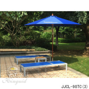 Beach Chaise Lounge, Outdoor Furniture, Jjcl-98 pictures & photos