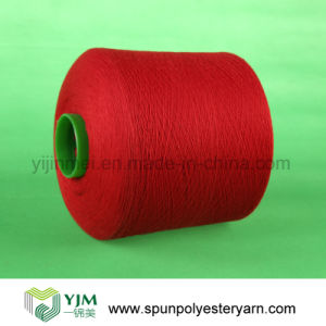 Bright Yarn Dyeing for Sewing Thread pictures & photos