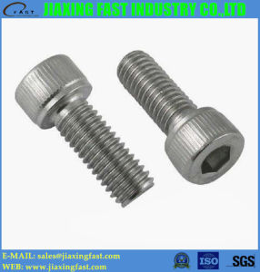 DIN 912 Hex Socket Screw pictures & photos