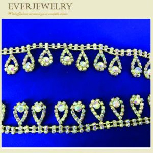 Wholesale Sewing Accessories Trimming Rhinestone Cup Chain pictures & photos