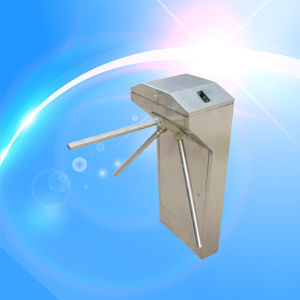 RFID Card Reader Tripod Turnstile for School, Turnstile Type Time Attendance, Office Access Control pictures & photos