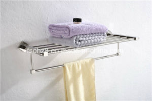 Most Popular Bathroom Accessory Stainless Steel Material Towel Rack (2312) pictures & photos