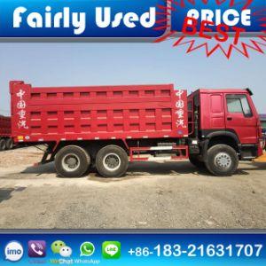 Used 375HP Sinotruk HOWO Dump Tipper Truck