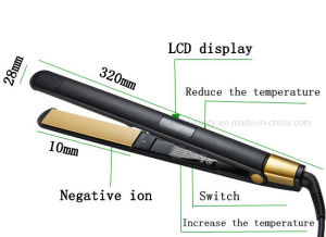 Hot Selling Popular Mch Ultrathin Straightener with Long Plates pictures & photos