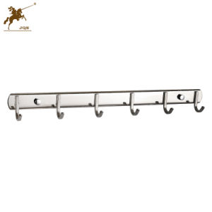 Factory Supply Stainless Steel Bathroom Accessories Robe Hook pictures & photos