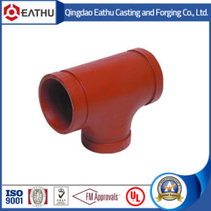 Ductile Iiron Grooved Pipe Fittings From China with UL FM pictures & photos