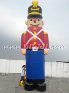 Top Quality Large Air Blown Inflatable Soldier Cartoon K2104 pictures & photos