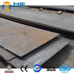 JIS G4404 ASTM A681 60wcrv7 DIN 1.2550 Tool Steel Sheet pictures & photos