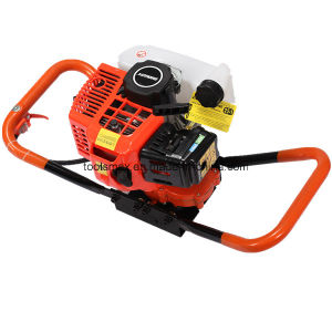 52cc Top Rated portable Hand Gas Powered Post Hole Auger pictures & photos
