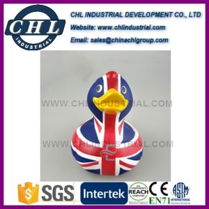 Manufacturer Classic Waterproof Floating Vinyl Rubber Bath Duck Toy pictures & photos