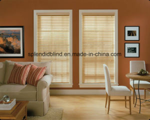 Basswood Windows Blinds Windows Curtain Blinds pictures & photos