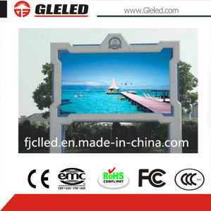 LED Full Color Screen P8 Outdoor Waterproof Display LED IP68 pictures & photos