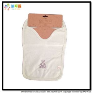 Plain Clolr Baby Accessory OEM Baby Bibs pictures & photos